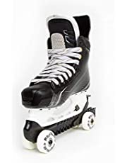 RollerGard Skåp med hjul – skydd för ishockey- och skridskor I ishockeyskridsko skydd I puftillbehör I en storlek