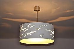 handmade ceiling lamps - Seagulls