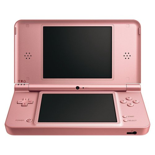 Nintendo DSi XL Metallic Rose (Renewed)