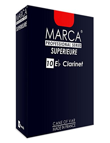 Marca - 10 Marca überlegene 3.5 Sopranino-Saxophon-Schilf