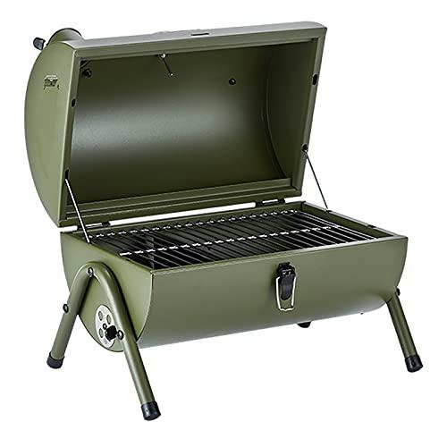 WLLP Barbacoa portátil Barbacoa Parrilla al Aire Libre Parrilla casa carbón Parrilla pequeño Campo Kebab Horno