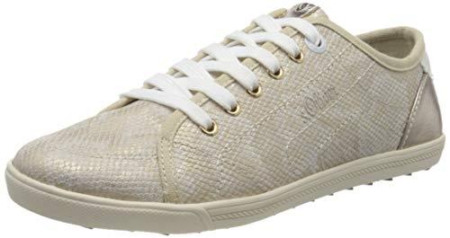 s.Oliver 5-5-23631-24, Zapatillas Mujer, Oro 940, 41 EU