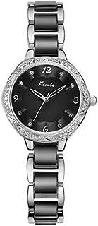 كيميو ساعة رسمية نساء انالوج بعقارب سيراميك - K6016