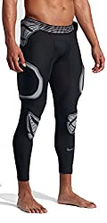 commercial M NP HPRSTRNG TGHT 3QT (Large) football nike girdle