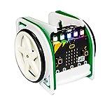 sb components MOVE Mini MK2 Buggy-Set für BBC micro:bit, DIY Micro:bit Buggy Kit Educational Smart Robot Car Kit für STEM Lernen und Programmierung weiß...