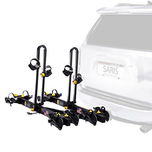 Saris Freedom 4-Bike Hitch Car Rack Tray