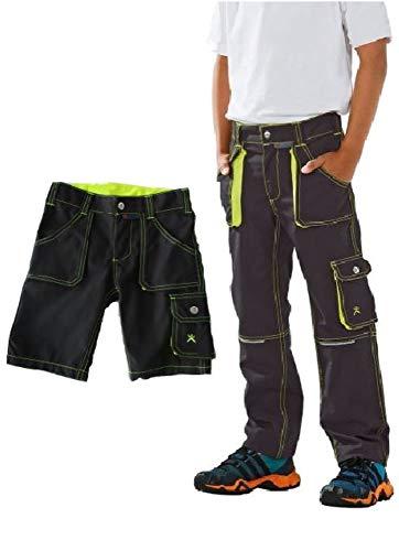 Planam Junior im Set Bundhose und Shorts in verschiedenenen Farben