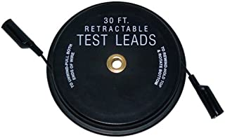 Kastar 1130 30' Retractable Single Wire Test Lead