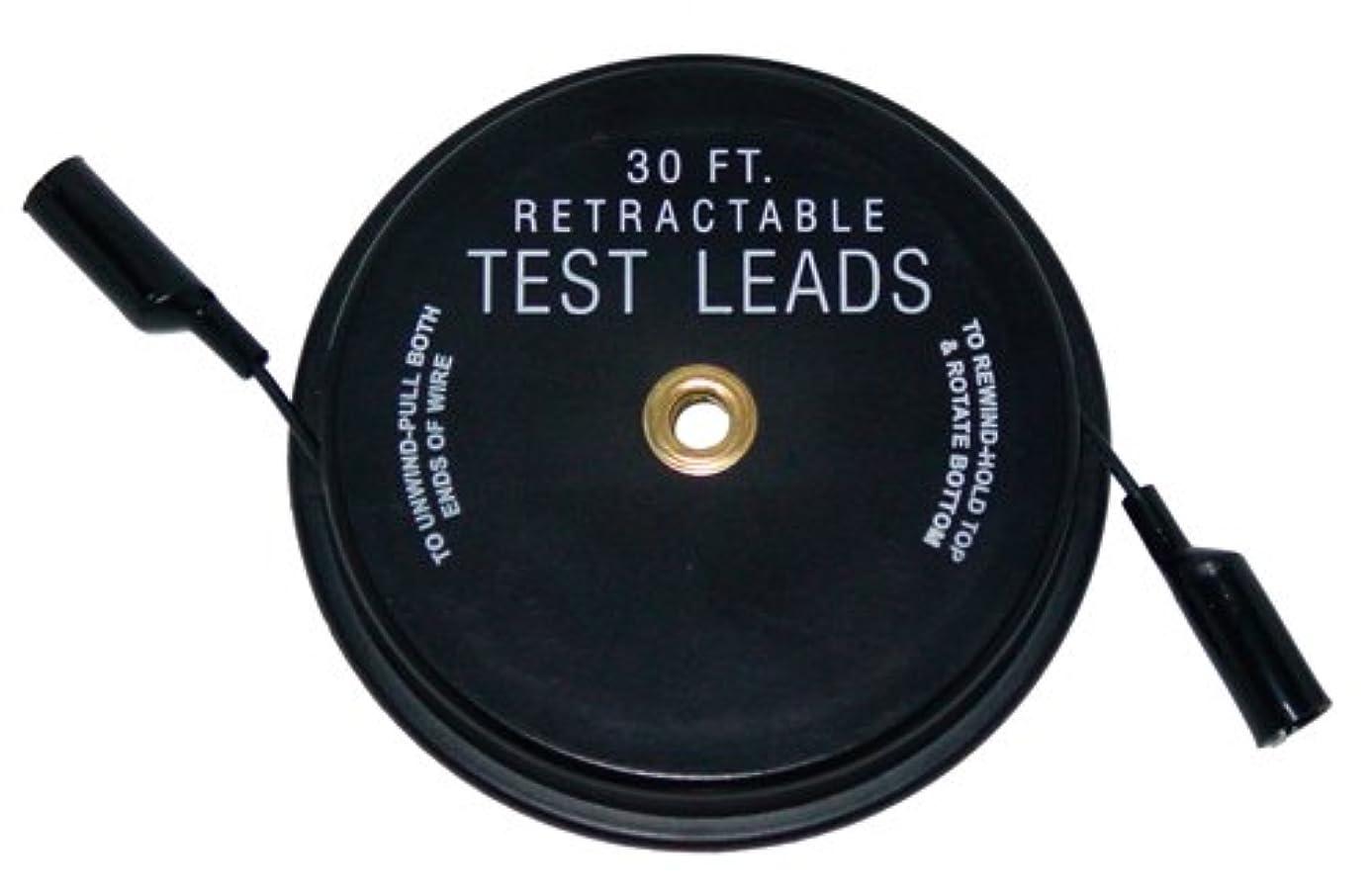 Kastar 1130 30' Retractable Single Wire Test Lead