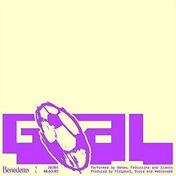 Goal (feat. Notow, Fettuccine & J. Levis)