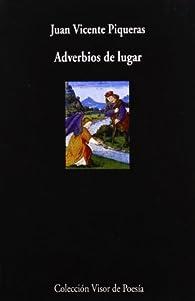 Adverbios de lugar: 569 par Juan Vicente Piqueras