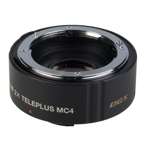 Kenko Teleplus DGX 2X MC4 Konverter für Canon, Schwarz