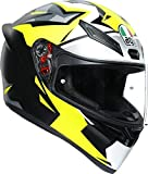 AGV K1 Casco Integral, Adultos Unisex, MIR, MS