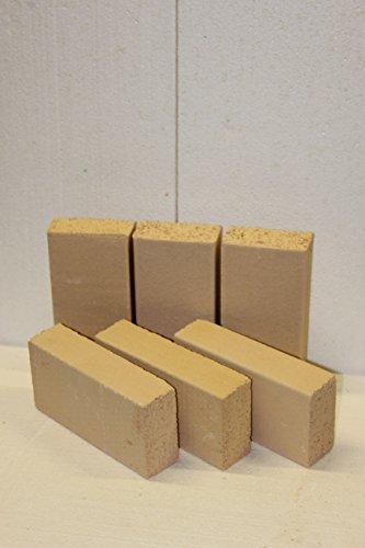 Brique réfractaire en argile