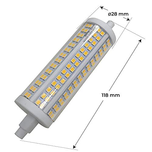 LED ATOMANT,S.L. R7S LED 20W 118mm regelbar