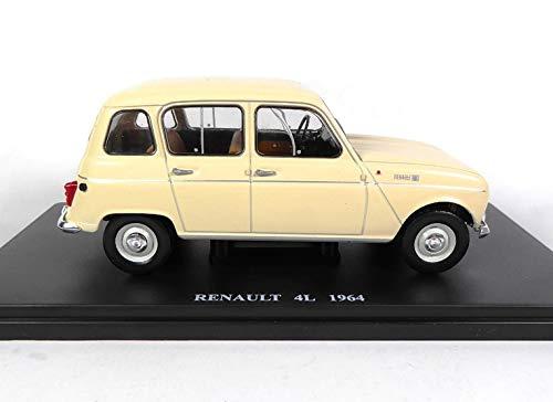 OPO 10 - Renault 4L 1964 Colección 1/24 de Argentina (4L)