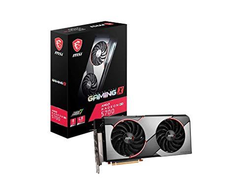 MSI Radeon RX 5700 GAMING X Grafikkarte 8GB GDDR6, PCIe 4.0, Aura Sync, Radeon FreeSync, HDMI, DisplayPort
