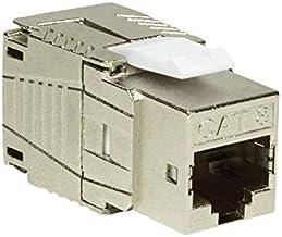 8 Unidades BeMatik Keystone RJ45 Hembra TB110 Cat.5e UTP sin Herramienta