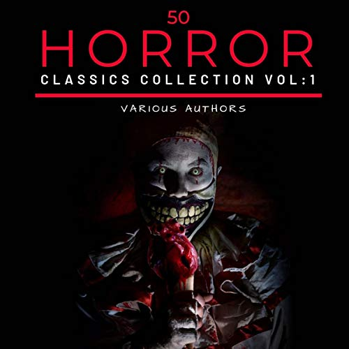 50 Classic Horror Short Stories 1 cover art