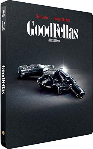 GoodFellas: Drei Jahrzehnte in der Mafia Iconic Moments Steelbook (exklusiv bei Amazon.de) [Blu-ray]