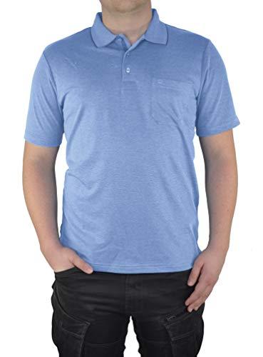 Redmond - Herren Polo Shirt (912), Größe:XL, Farbe:Blau(12)