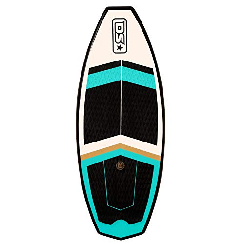 "Driftsun Limited ""Surf Sector Edition"" Throwdown Wakesurf Board - 4' 6' Custom Surf Style..."