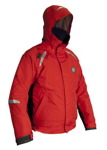 Check Out This MUSTANG SURVIVAL Catalyst Flotation Jacket, Red/Black, XX-Large