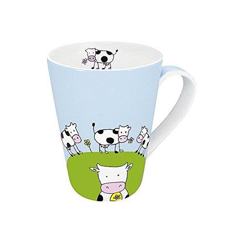Könitz Becher Globetrotter - Cow