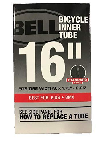Bell 1002630 16' Regular Bicycle Inner Tubes