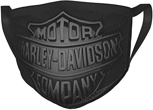 Custom made Harley Davidson Mundschutz Maske Wiederverwendbare Tuch Gesichtsmaske Waschbar Bandana Gesichtsmaske Sun Dust Cover Balaclava Schal zum Angeln Radfahren