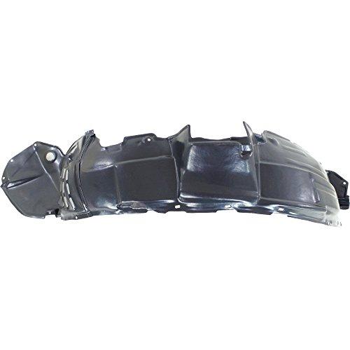 Evan-Fischer Splash Shield for RX330 04-06 RX350 07-09 FRONT Left Side
