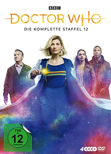 Doctor Who - Die komplette Staffel 12 [4 DVDs]