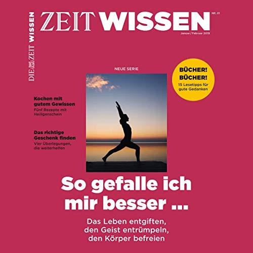 ZeitWissen, Januar/ Februar 2019 Titelbild