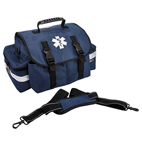 Ergodyne Arsenal 5210 Trauma Bag, Blue, Small, 13417