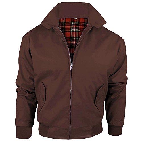 Army And Workwear - Chaqueta - para hombre rojo granate