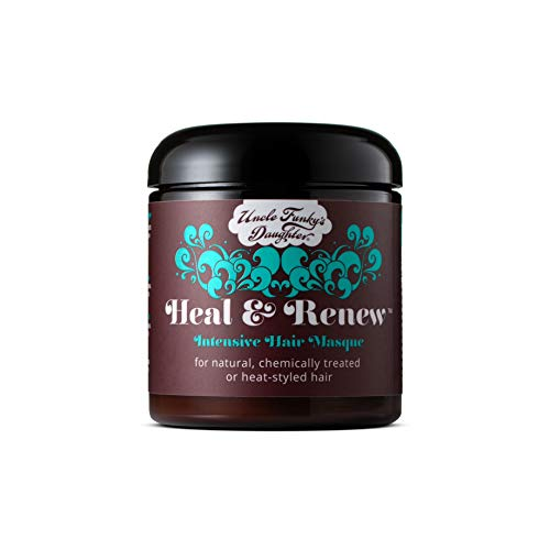 Uncle Funky's Daughter Heal & Renew Intensive Hair Masque (8oz)