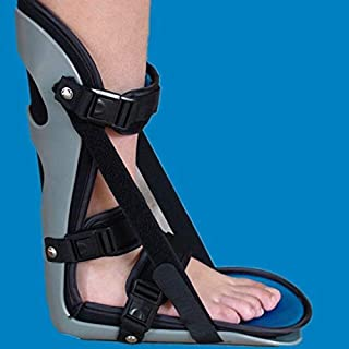 HealthyNeeds doloise Night Splint Orthosis for Stroke Varus Foot Plantar Fasciitis Achilles
