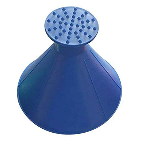 1 STK. Runder Eiskratzer Magic Funnel...