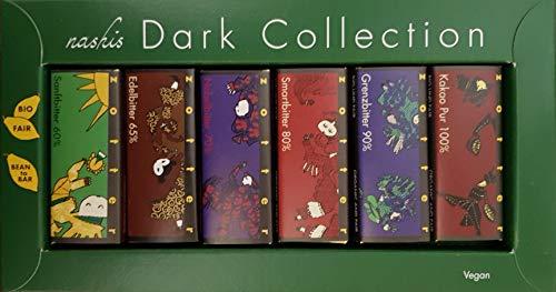 Zotter Nashis - Dark Collection 12x7g