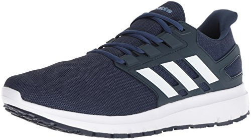 adidas Men's Energy Cloud 2 Running Shoe, Collegiate Navy/White/Noble Indigo, 13 M US