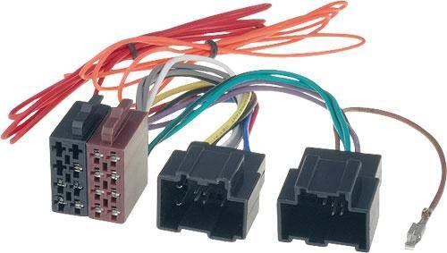 Adaptateur ISO Autoradio AI65 Saab 9-3 ap06