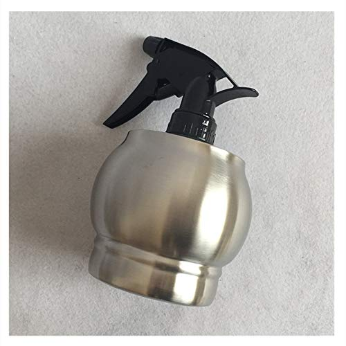 JYL Dispensador de pulverizador de Aceite de Oliva Aceite de vinagre Mister Bomba de pulverización Botella de Acero Inoxidable para Ensalada de Cocina Pan Barbacoa Cocción Hornear Freír (550 ml)