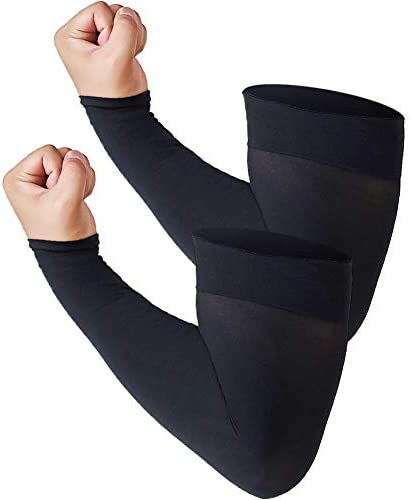 Arm Sleeves 2 Pairs Plus Size for Men Women Big Size XL XXL XXXL UPF 50 Sun Protection Cooling product image