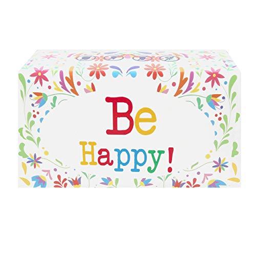 SMARTY BOX Regalo Original para Mujer, Amiga, Compañera, Hermana Caja de Caramelos y Gominolas con Frases para Felicitar Cumpleaños, Navidad, Sin Gluten Chuches Chucherias Golosinas