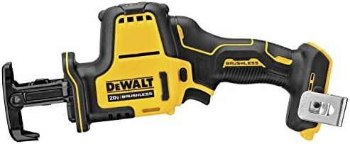 DEWALT ATOMIC 20V MAX Reciprocating Saw One Handed Cordless Tool Only DCS369B product image