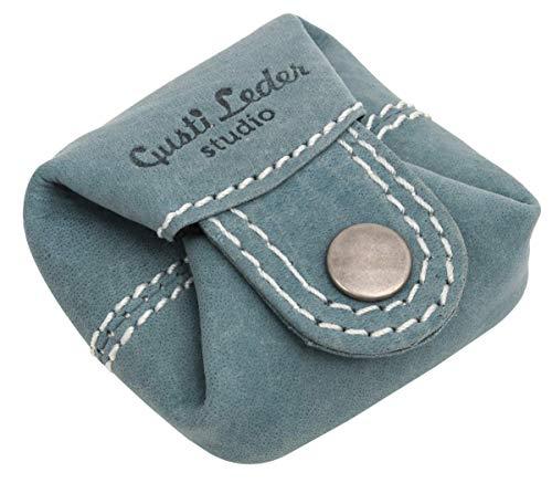 Gusti portamonete in pelle - Linus borsellino da uomo e da donna portamonete piccolo tuchese