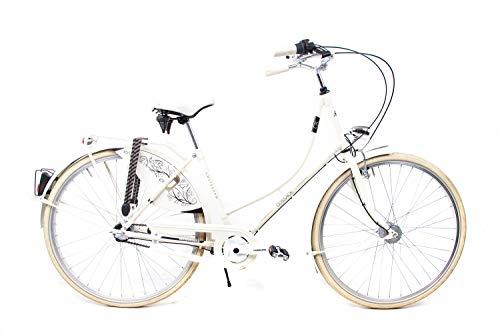 28 Zoll Fahrrad City Holland Bike Damen Nostalgie Retro Shimano 3 Gang Nexus Nabendynamo