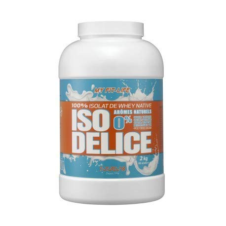 ISO DELICE 750g Belgian Chocolate   Native Insulated Whey – 100% Insulated Microfiltered Whey Native (Hazelnut)