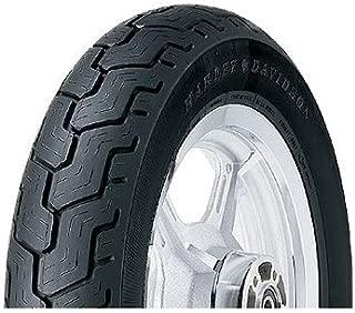 Dunlop D402 MT90-16 Black Rear Tire For Harley-Davidson (43102-91B)