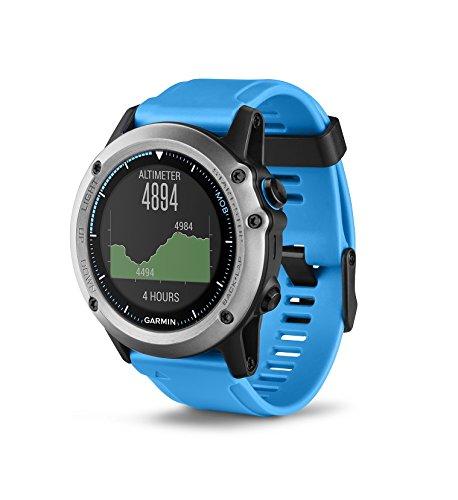 Garmin quatix 3 Bluetooth Argento orologio sportivo